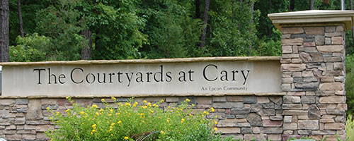 Courtyards at Cary