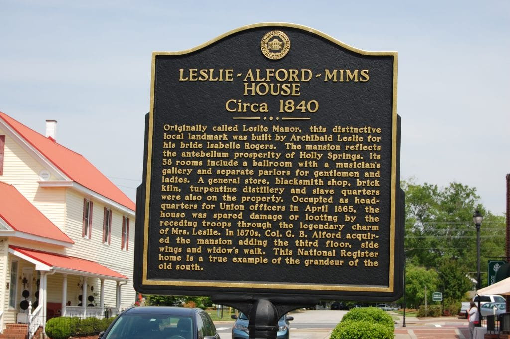 Leslie Alford -Mims House