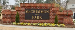 McCrimmon at the Park